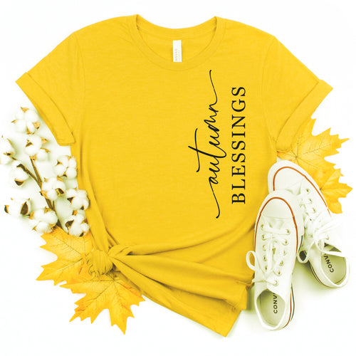 Autumn Blessings-Plus Sizes