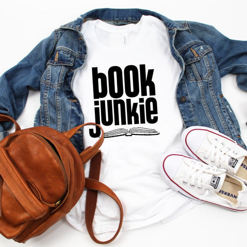 Book Junkie-Plus Sizes