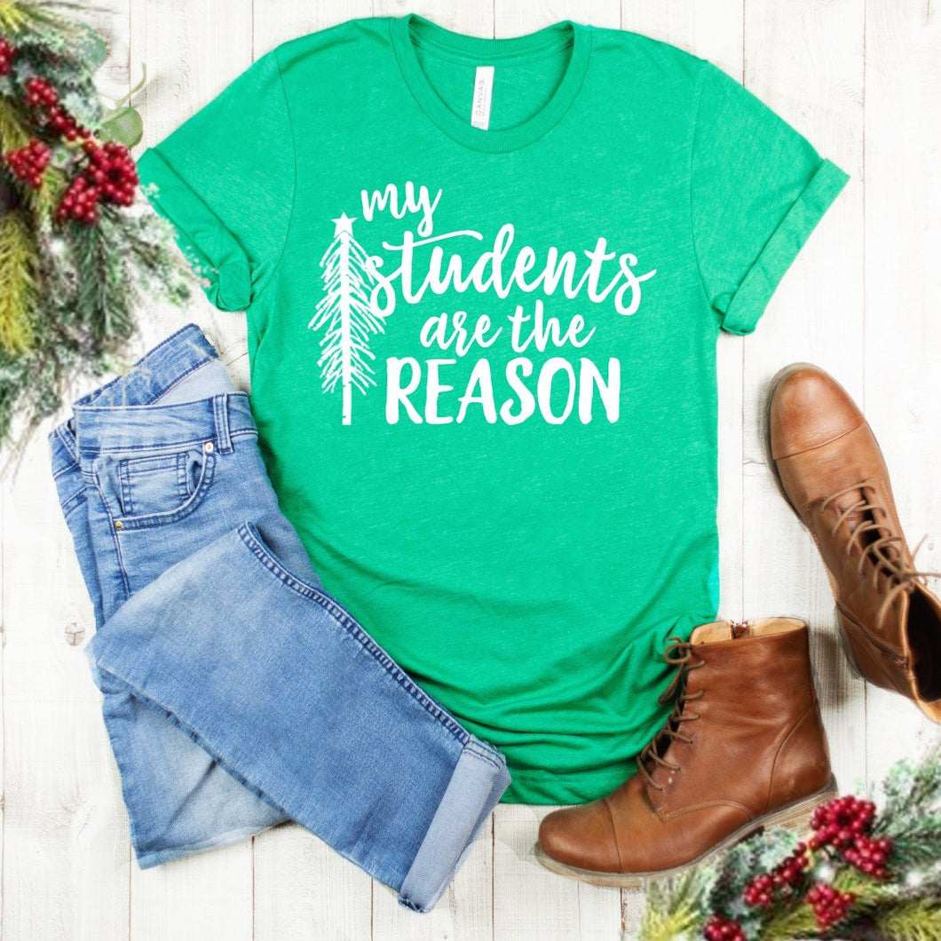 My Students Are The Reason-Plus Sizes