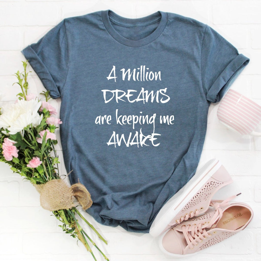 A Million Dreams Are Keeping Me Awake-Plus Sizes