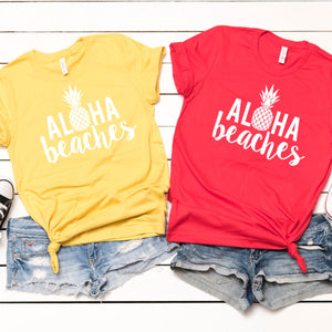 Aloha Beaches-Plus Sizes