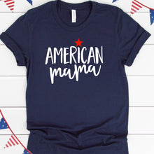 American Mama (White & Red star)