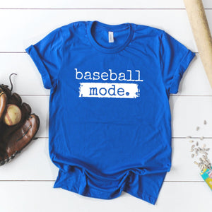 Baseball Mode-Plus Sizes