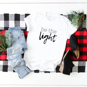 Be The Light-Plus Sizes