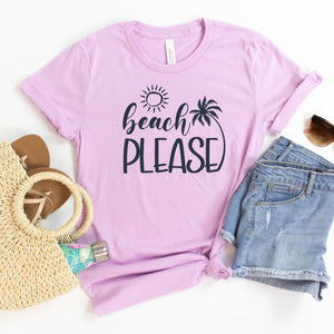 Beach Please-Plus Sizes