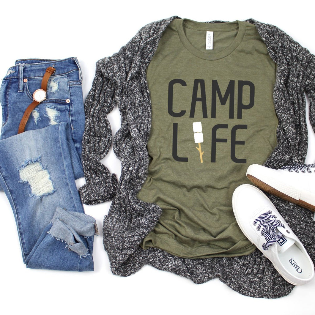 Camp Life-Plus Sizes