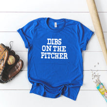 Dibs On The Pitcher