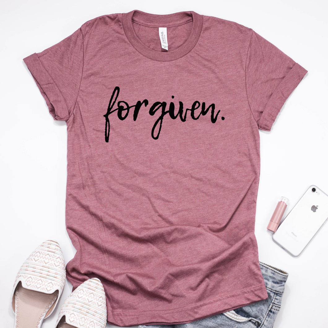 Forgiven.-Plus Sizes