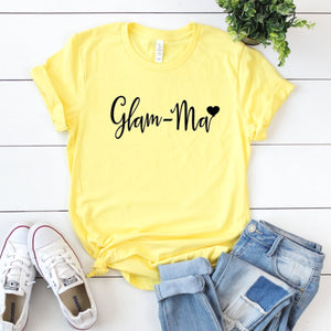 Glam-ma (Black)-Plus Sizes