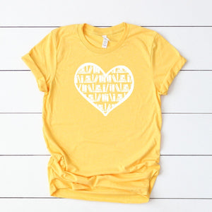Heart Library-Plus Sizes
