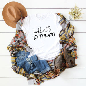 Hello Pumpkin-Plus Sizes