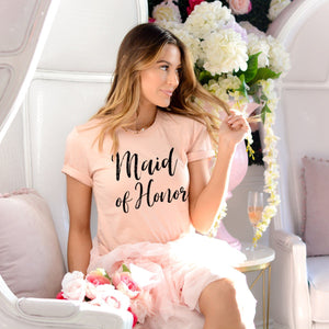 Maid Of Honor-Plus Sizes