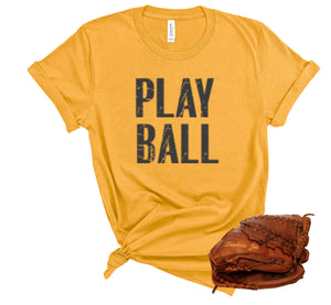 Play Ball-Plus Sizes