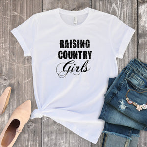 Raising Country Girls-Plus Sizes