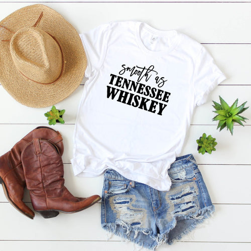 Smooth As Tennessee Whiskey-Plus Sizes