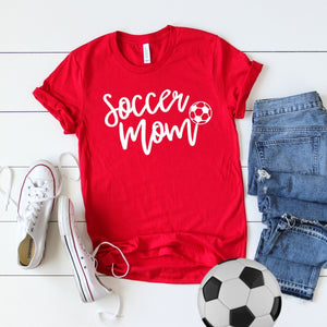 Soccer Mom-Plus Sizes