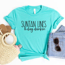 Suntan Lines & Day Drinkin'-Plus Size
