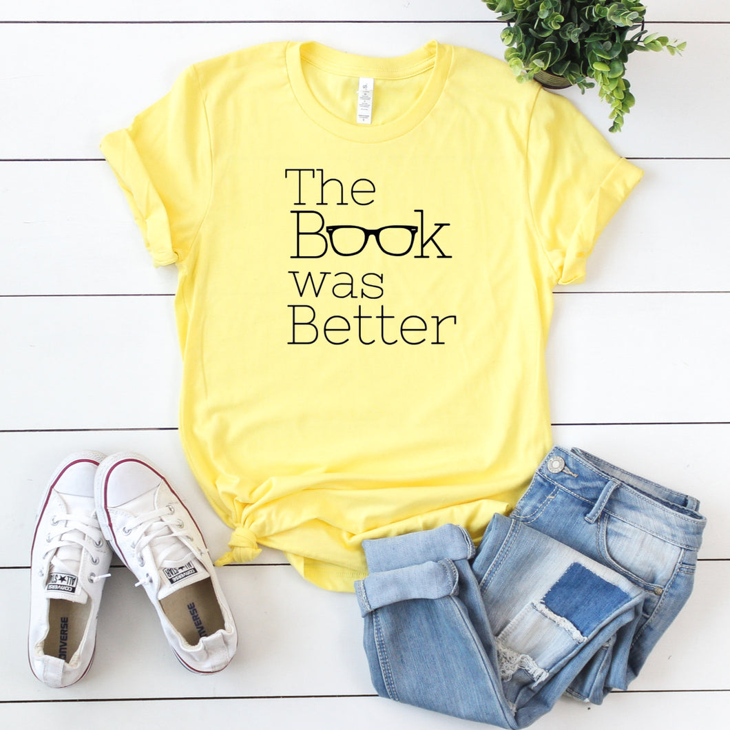 The Book Was Better-Plus Sizes