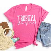 Tropical State Of Mind-Plus Sizes