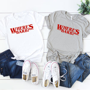 Where's Barb?-Plus Sizes