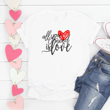 All You Need Is Love-Plus Sizes