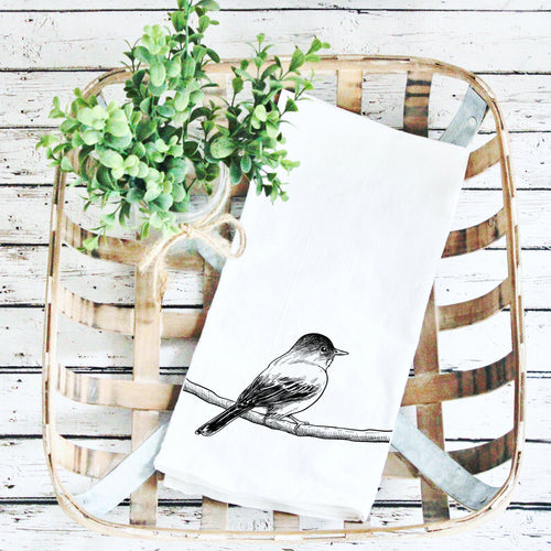 Tea Towels- Bird!