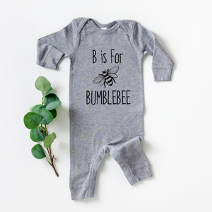 B is for Bumblebee Coverall