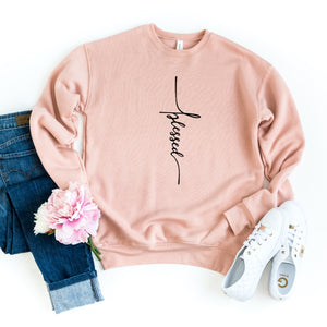 Blessed Cross Sweatshirt