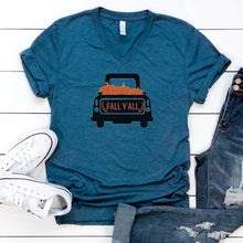 V-Neck: Fall Y'all Truck