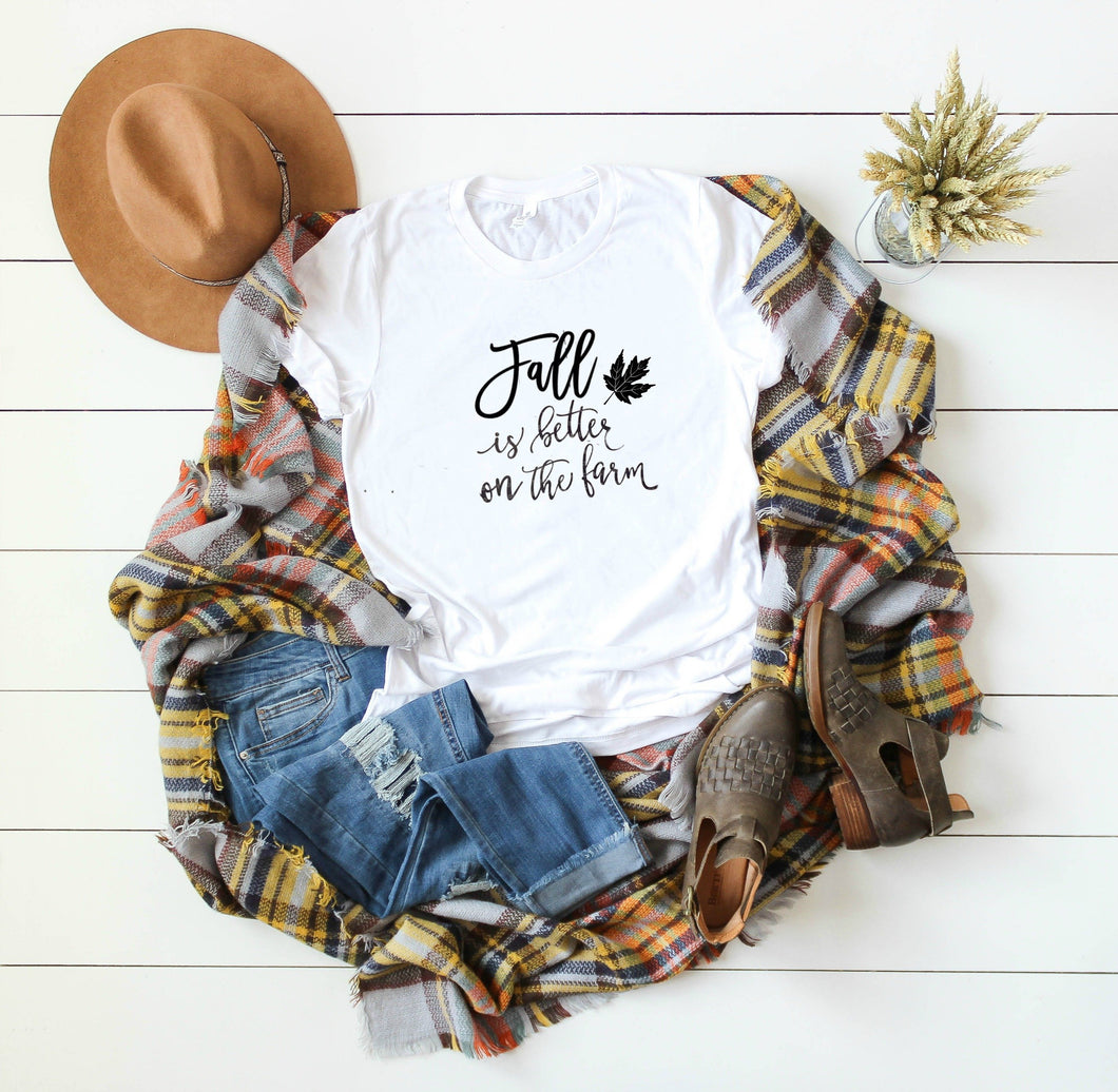 Fall Is Better On The Farm With Leaf-Plus Sizes