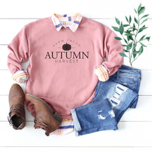 Farm Fresh Autumn Harvest Crewneck Sweatshirt
