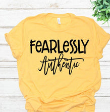 Fearlessly Authentic-Plus Sizes