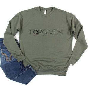 Forgiven Crown of Thorns Sweatshirt