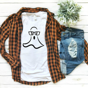 Hipster Ghost-Plus Sizes