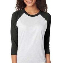Merry & Bright Raglan Shirt