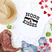 Hogs & Kisses-Plus Sizes