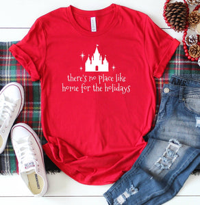 There's No Place Like Home For The Holidays-Plus Sizes