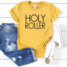 Holy Roller-Plus Sizes
