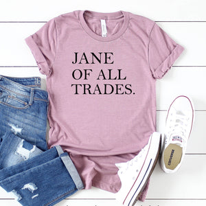 Jane Of All Trades-Plus Sizes