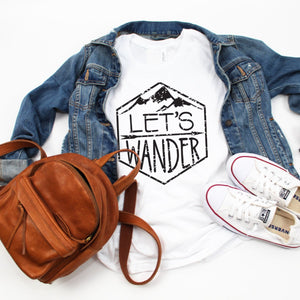 Let's Wander-Plus Sizes