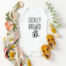 Locally Brewed (pnw) Onesie