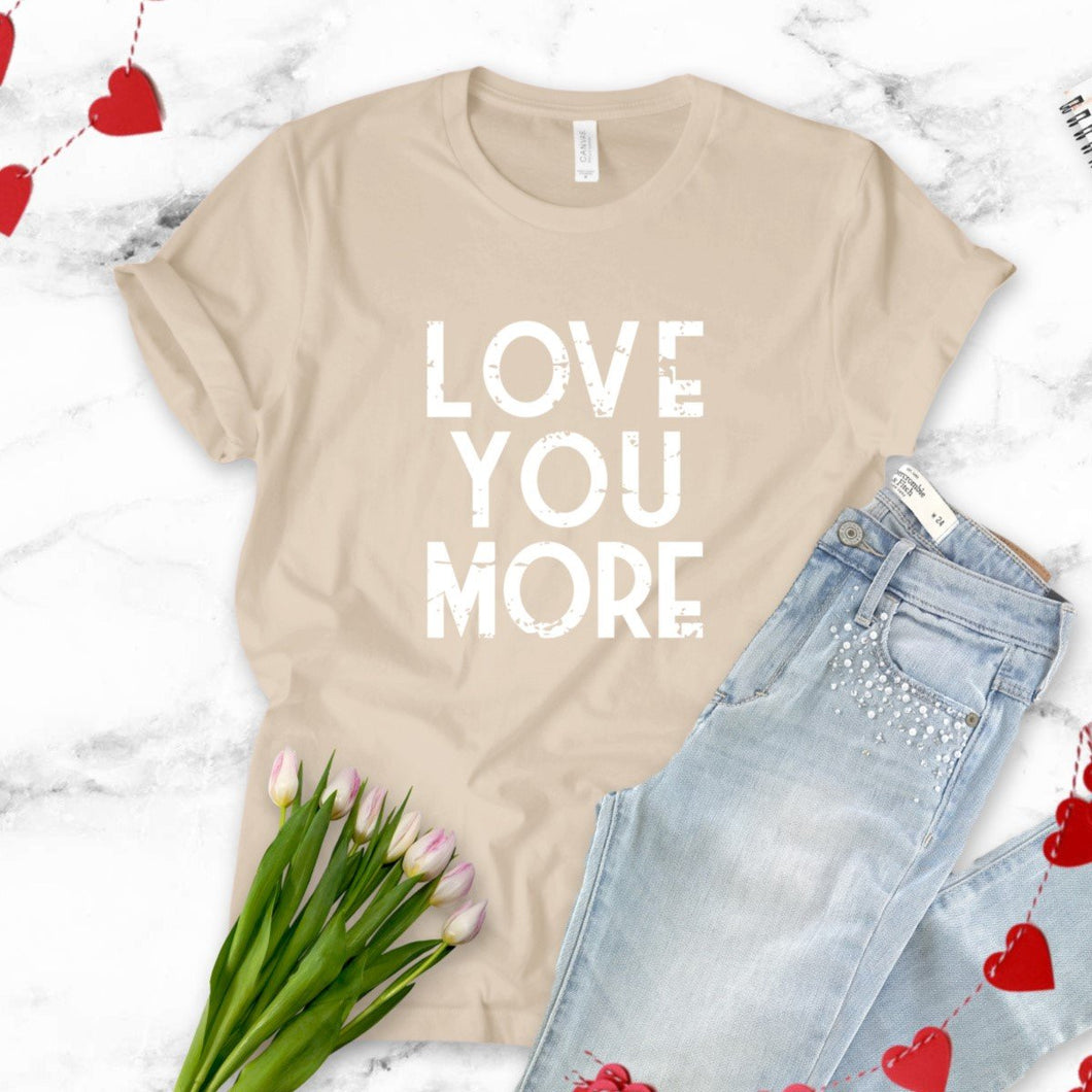 Love You More-Plus Sizes