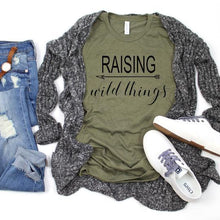 Raising Wild Things-Plus Sizes