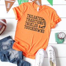 Tailgates Traditions Tackles & Touchdowns
