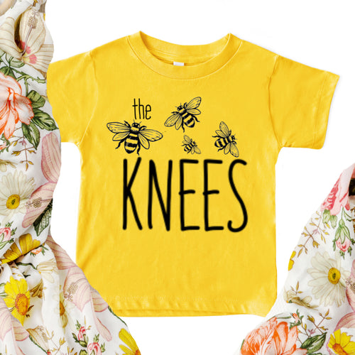 The Bees Knees (black)- Youth