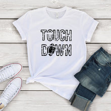 Touch Down Black