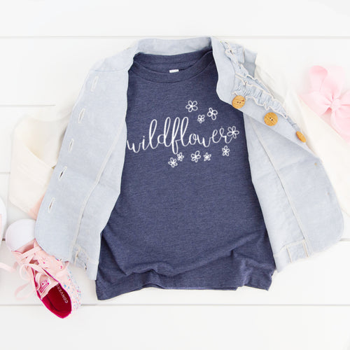 Wildflower (white)- Youth