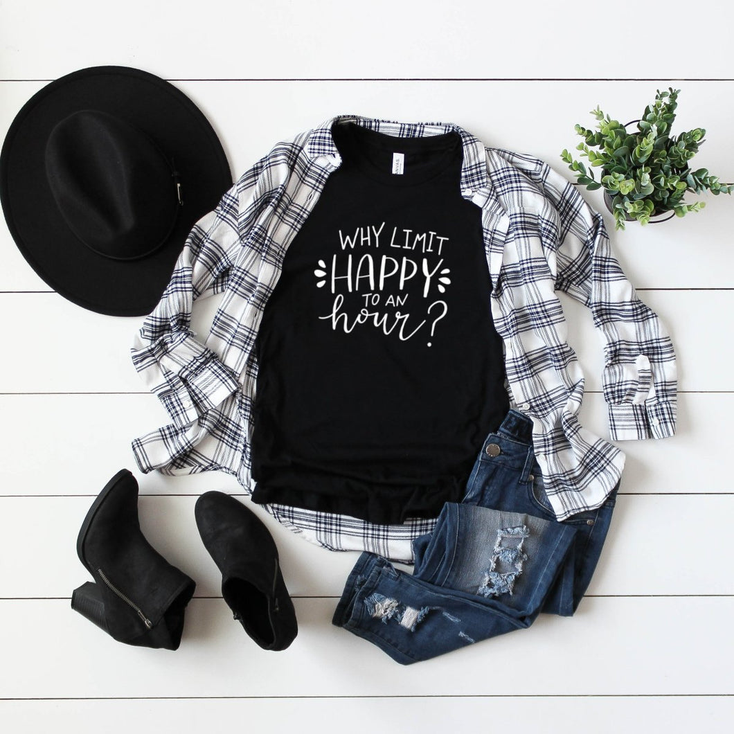 Why Limit Happy to an Hour?-Plus Sizes