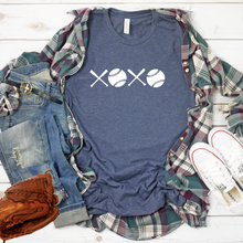 Sports Fan Tees!- XOXO Baseball, Graphic Tee's