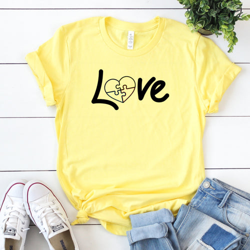 Love Awareness T-shirt!